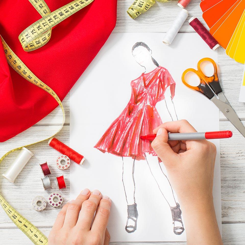 Dressmaking And Fashion Design Diploma